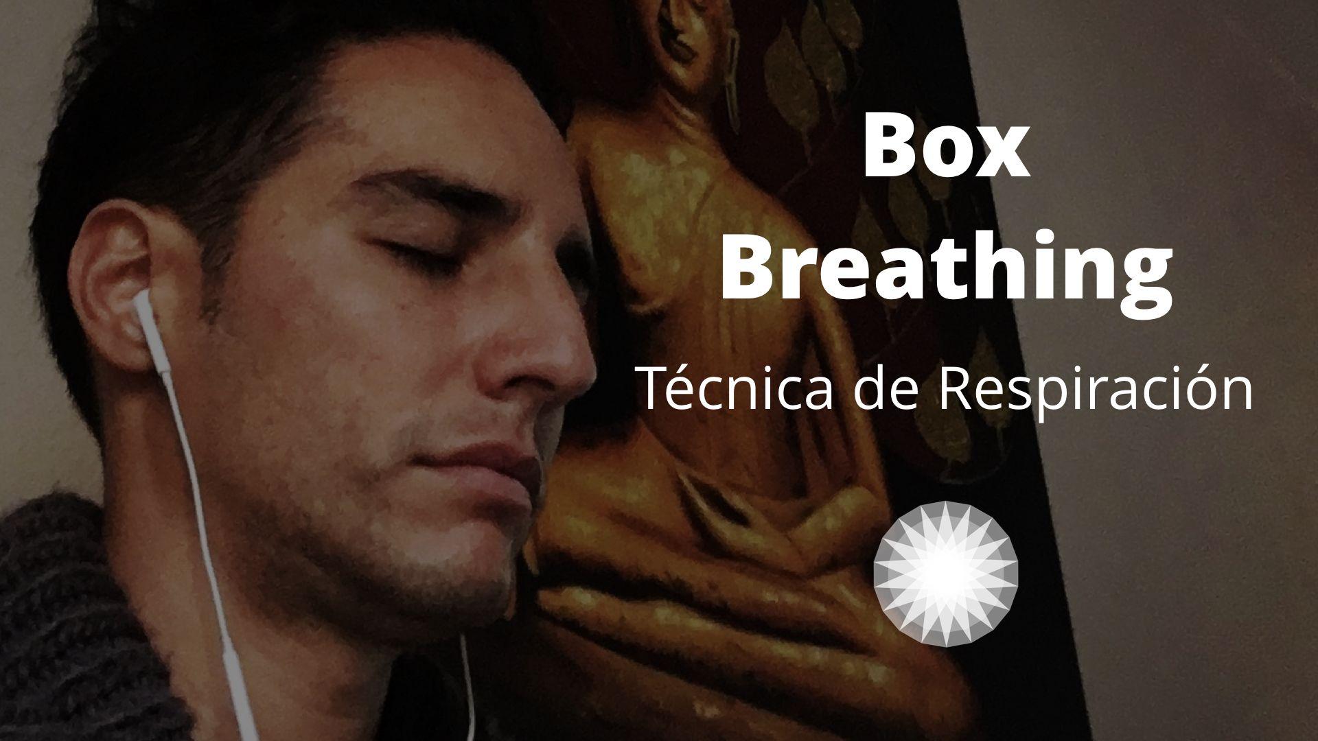 Box Breathing O Técnica De Respiración Del Cuadrilátero