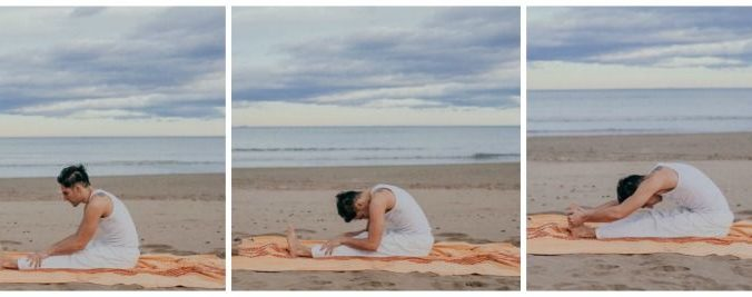 Paschimottanasana Ft