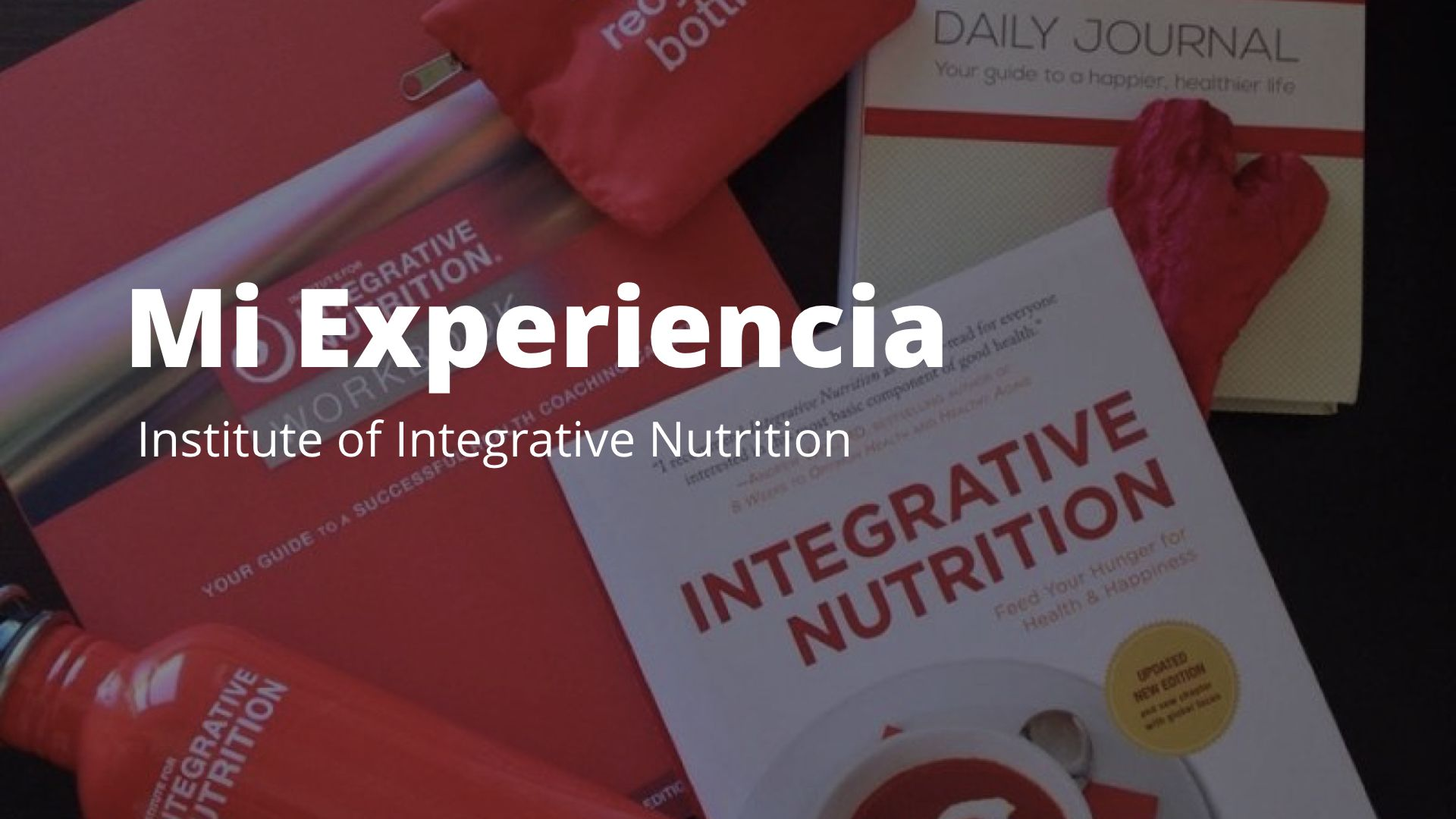 Health Coach Por El Institute Of Integrative Nutrition (IIN)