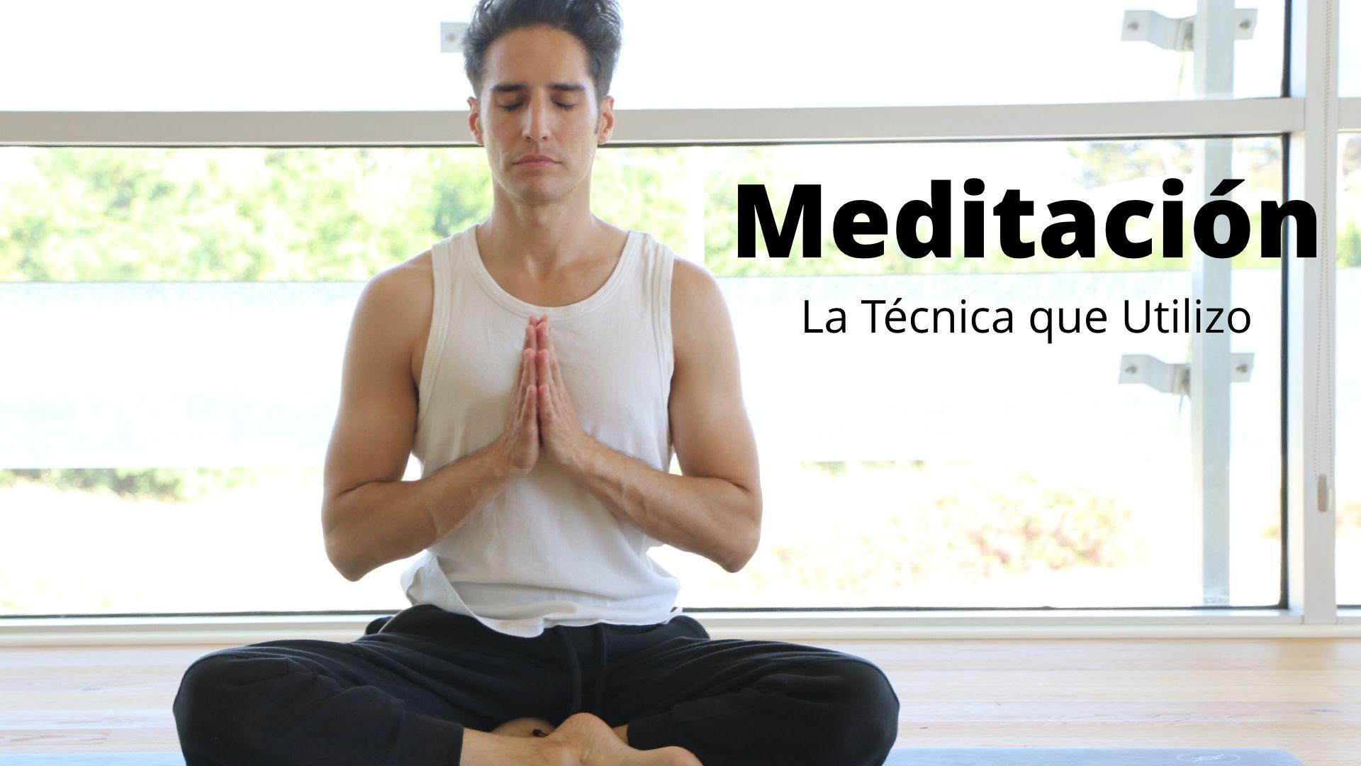 Agustin Vidal Meditacion Tecnica