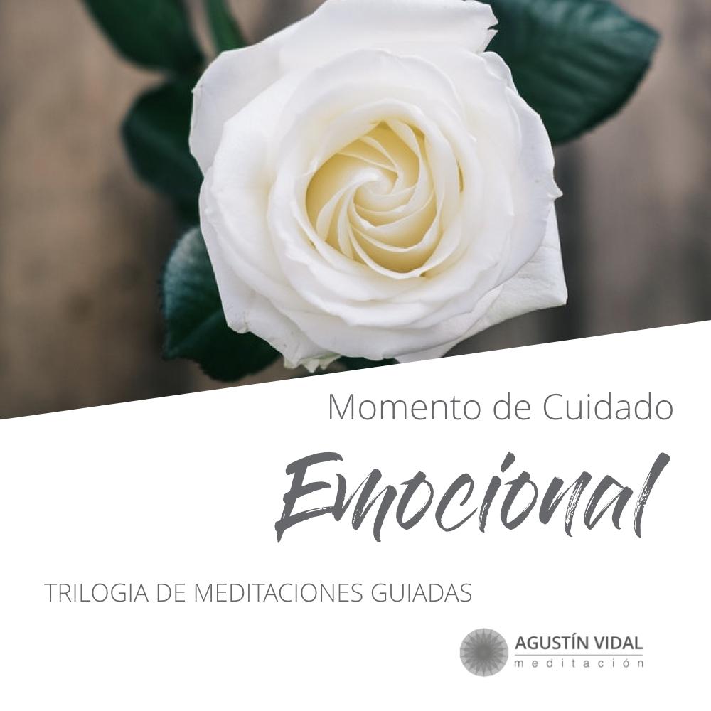 Trilogía De Meditaciones Cuidado Emocional